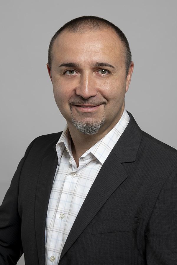 Damir Sterle, Geschäftsführer des OPECURA Pflegedienstes